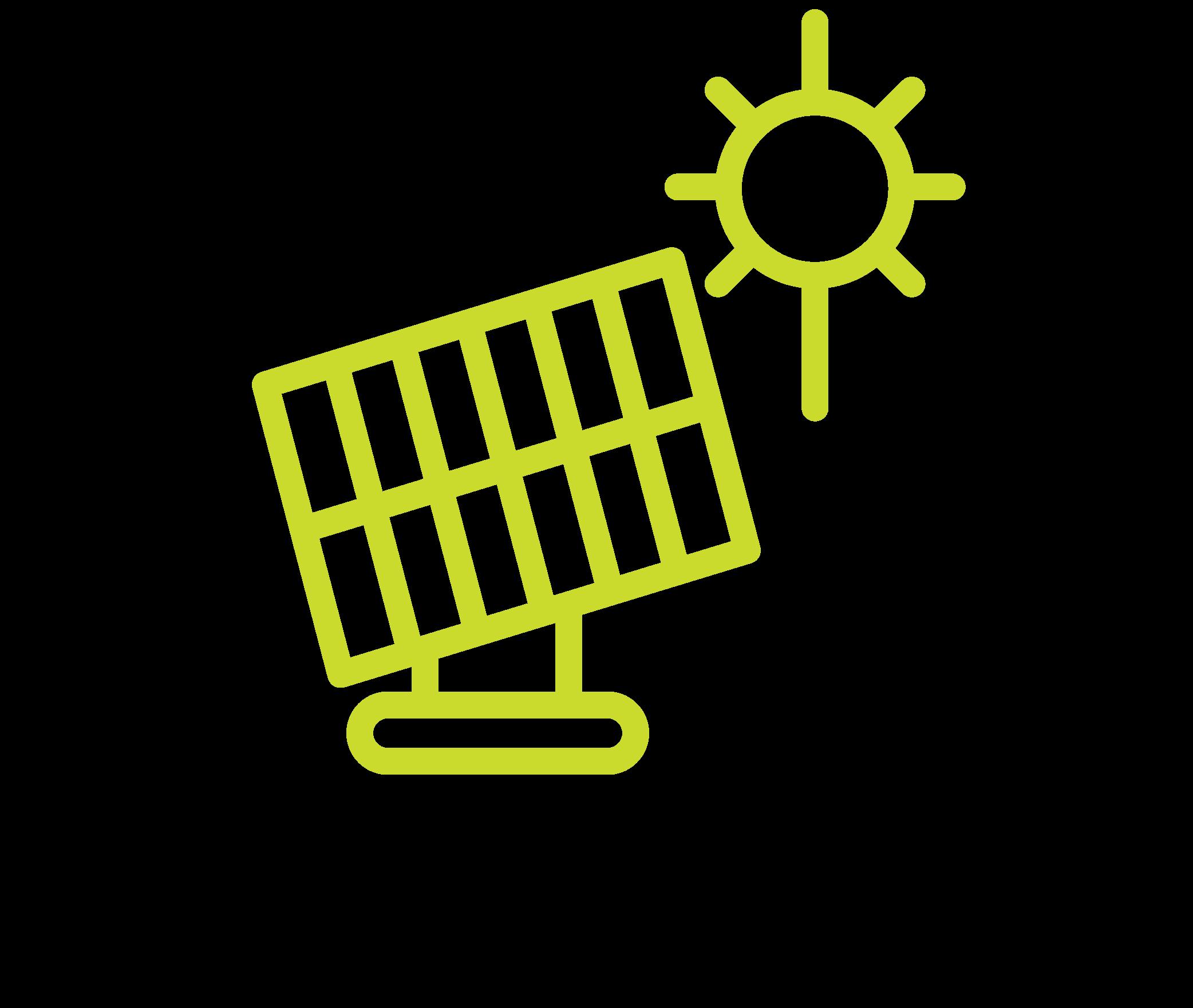 solar-panel-and-sunlight